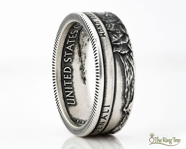 Denali National Park quarter ring